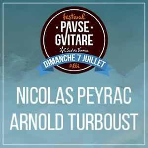 Nicolas Peyrac + Arnold Turboust