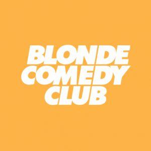 Blonde Comedy Club #9