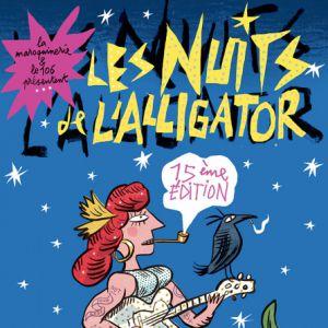 Les Nuits De L'alligator #15 : Kelly Finnigan + Bernard Adamus