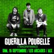 Concert Guerilla Poubelle