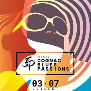 COGNAC BLUES PASSIONS - PASS 5 JOURS @ Jardin Public de Cognac - Cognac