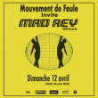 Concert MOUVEMENT DE FOULE invite MAD REY