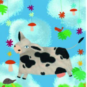 Une Vache Dans Les Nuages - Dès 2 Ans À 8 Ans