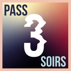 Pass 3 Soirs - Festival Nuits Carrées