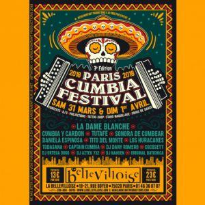 PASS WEEKEND - 3e PARIS CUMBIA FESTIVAL @ La Bellevilloise - Paris