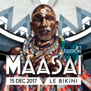 Maasai #3 : LOUD, MAGIK, ELFO, DJ HP @ LE BIKINI - RAMONVILLE