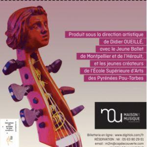 FUSION - Ensemble Vocal et Instrumental ENDIMIONE @ MAISON DE LA MUSIQUE |  - LE GARRIC