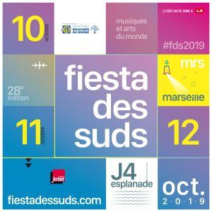 Fiesta Des Suds - Pass 3 Jours Du 10 Au 12 Octobre 2019