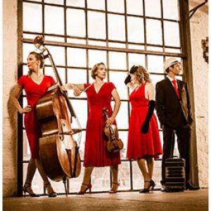 Bal Tango Avec Cuarteto Rotterdam