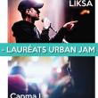 Carte  Lauréats Urban Jam   Liksa X CapmaJ
