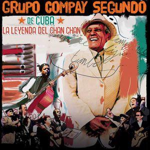 GRUPO COMPAY SEGUNDO  @ Le Forum - Vauréal
