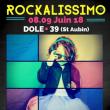 FESTIVAL ROCKALISSIMO - SAMEDI 9 JUIN 2018 à Saint Aubin @ Maison du patrimoine - Billets & Places