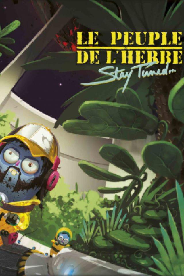 Concert LE PEUPLE DE L'HERBE à Paris @ Le Trabendo - Billets & Places