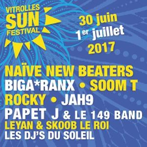 VITROLLES SUN FESTIVAL - JOUR 1 @ DOMAINE DE FONTBLANCHE - Vitrolles