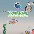 "Carte  Spectacle ""Propergol, le savant fou"""
