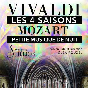 Les 4 Saisons De Vivaldi Intégrale /Petite Musique De Nuit Mozart