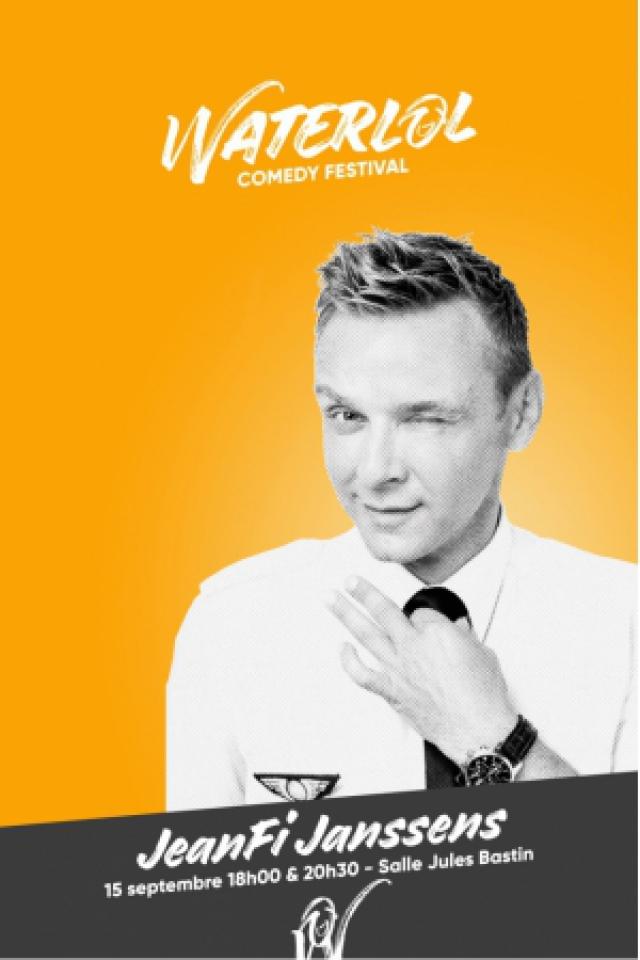 Waterlol Comedy Festival: Jeanfi Jansens @ Salle Jules Bastin - Waterloo