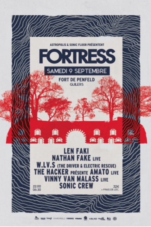 FORTRESS 2017 @ Fort De Penfeld - GUILERS
