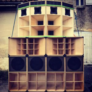 Dub Greetings : Equal Brothers Meets  Nyabin Sound System
