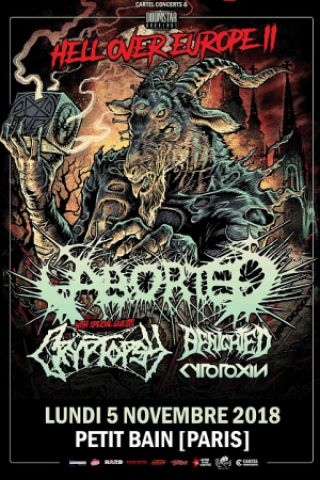 Concert ABORTED + Guests