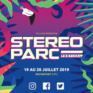 Stereoparc - Pass 2 Jours 2019