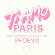 Concert PHOENIX - TI AMO PARIS avec Giorgio Poi et Rémi Parson @ La Gaîté Lyrique - Billets & Places