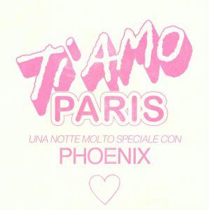 PHOENIX - TI AMO PARIS avec Giorgio Poi + guest @ La Gaîté Lyrique - Paris
