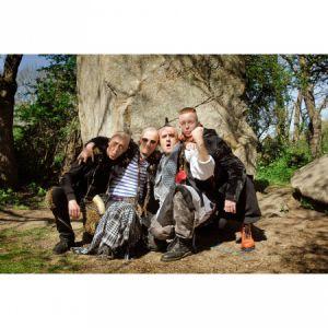 La Sympatrique #5 > Rise Up + Les Ramoneurs De Menhirs