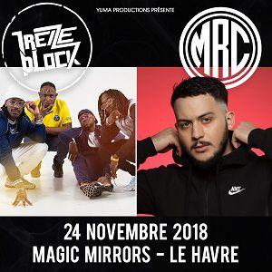 13 BLOCK + MRC @ Magic Mirrors - Le Havre