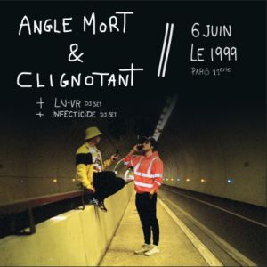 Angle Mort & Clignotant - Release Party Code Pin