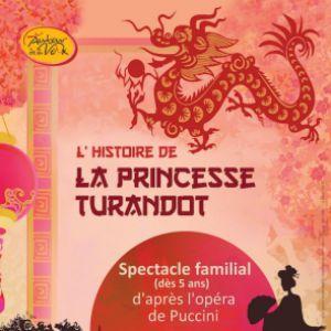 L'Histoire de la Princesse Turandot @ Espace Culturel le V.O - MONTAUBAN