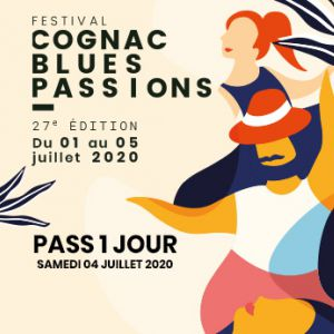 Cognac Blues Passions - 04/07/20