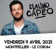 Concert CLAUDIO CAPEO + première partie