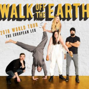 WALK OFF THE EARTH @ ZENITH NANTES METROPOLE - Saint Herblain