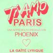 Concert PHOENIX - TI AMO PARIS avec Dodi El Sherbini et Pop X