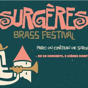 Surgères Brass Festival 2019: Ibrahim Maalouf & Haïdouti Orkestar