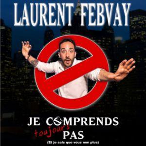 Laurent Febvay - Je Comprends Toujours Pas
