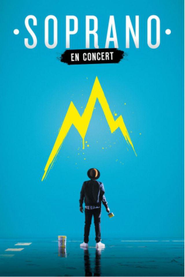 Concert SOPRANO à Auxerre @ Auxerrexpo - Billets & Places