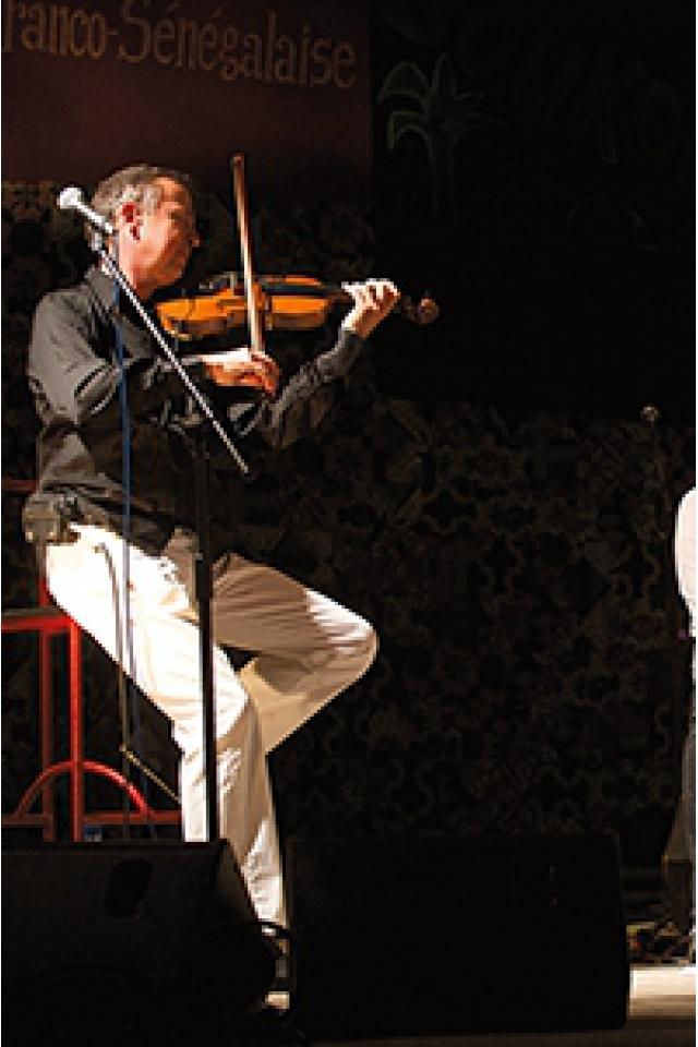 Concert Swing Manding à Marseille @ Le Cri du Port - Billets & Places