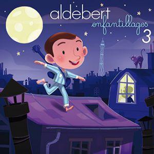 """ALDEBERT """"ENFANTILLAGES 3"""" @ Le Scarabée - Riorges"""