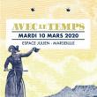 FESTIVAL AVEC LE TEMPS : IZIA + JUNIORE + ARTISTES À VENIR à Marseille @ Espace Julien - Billets & Places
