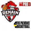 Match PRO B - ASC DENAIN VOLTAIRE PH / FOS-SUR-MER   @ Complexe Sportif Jean Degros - Billets & Places