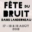 Festival Fête du Bruit - Landerneau - Pass 3 jours