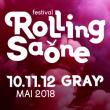 Festival Rolling Saône 2018 - Samedi  à GRAY @ HALLE SAUZAY  - Billets & Places