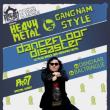 Soirée HEAVY METAL VS GANGNAM STYLE à Paris @ Divan du Monde - Billets & Places