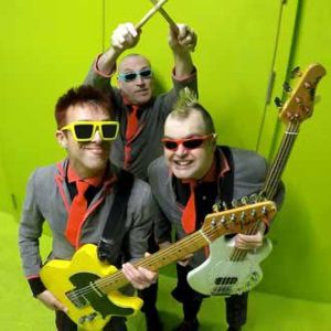 The Toy Dolls« 40Th Anniversary Shows »  + Guest
