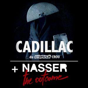 CADILLAC + NASSER @ CCO - Villeurbanne