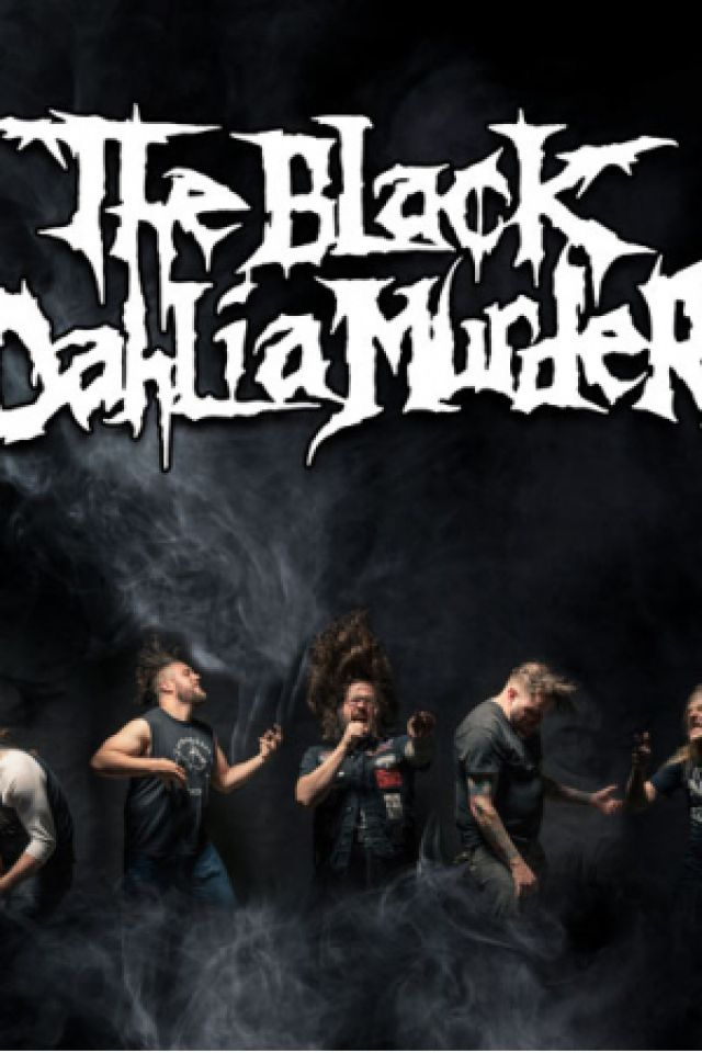 Concert THE BLACK DAHLIA MURDER + GUESTS