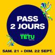 PARIS EST TETU FESTIVAL 2019 - PASS 2 JOURS