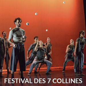 Spectacle GANDINI JUGGLING ET ALEXANDER WHITLEY - Spring